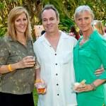 Andrea Mogenson, Denise Kowal, and MIchael Barfield .