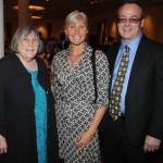 Kafi Benz, Denise Kowal and Michael Barfield